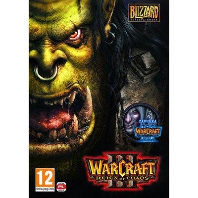 Gra PC WarCraft III: Złota Edycja PL