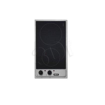 Płyta Ceramiczna Beko HDCC 32200 X (2-polowa Czarny)
