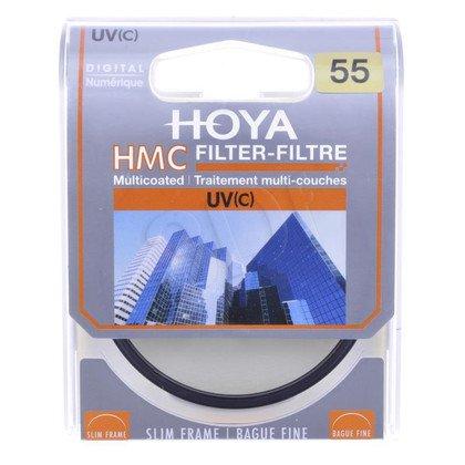 FILTR HOYA 55mm UV HMC(PHL) (ultrafioletowy)