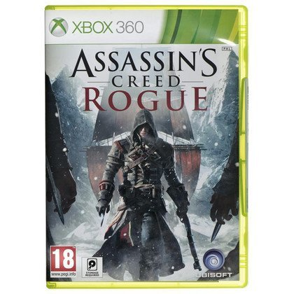 "Gra Xbox 360 Assassin""s Creed Rogue"