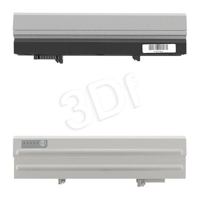 QOLTEC BATERIA DO DELL LATITUDE E4300 | 4400MAH | 11.1V