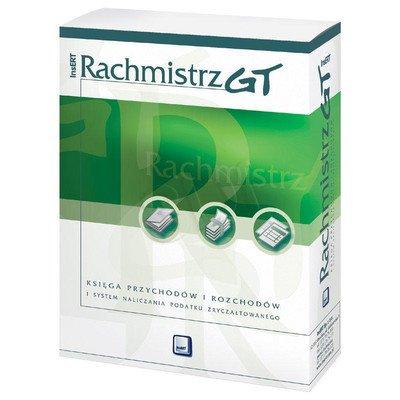 INSERT RACHMISTRZ GT UPG z Rachmistrz dla Win