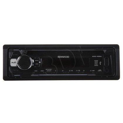 Radioodtwarzacz samochodowy Kenwood KDC-100UB