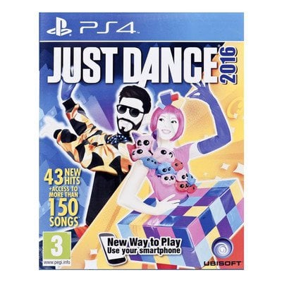 Gra PS4 Just Dance 2016