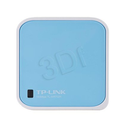 TP-LINK router TL-WR702N Nano ( WiFi 2,4GHz)