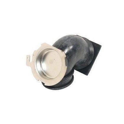 Wąż/Rura połączeniowa gumowy do zmywarki Whirlpool (481253028094)