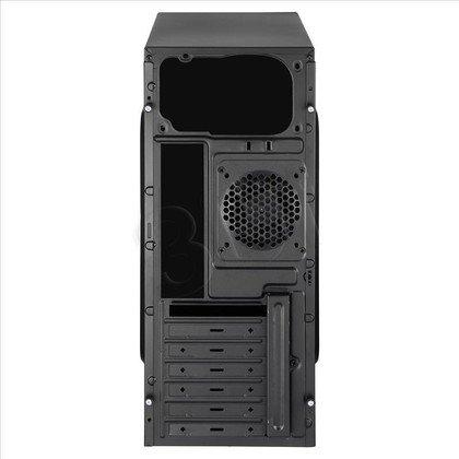 OBUDOWA AEROCOOL V2X BLACK/RED - USB3.0 - CZARN0-CZERWONA
