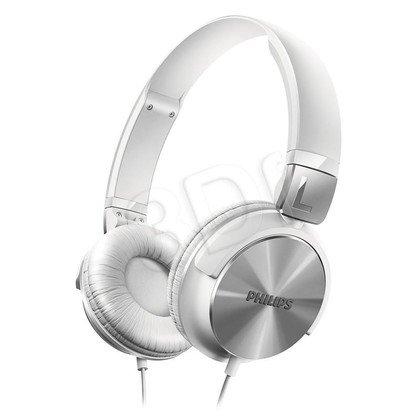 Słuchawki nauszne Philips SHL3160WT/00 (Biały)