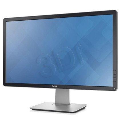 "Monitor DELL P2414H LED 23,8"" FHD IPS czarno-srebrny VGA DVI-D DP 3Y NBD PPG"