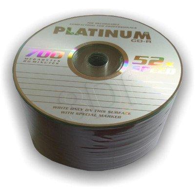 CD-R PLATINUM 700MB/80MIN 52X SZPINDEL 50SZT