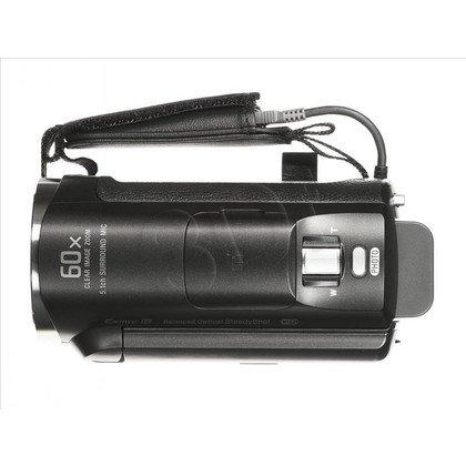 Kamera cyfrowa Sony HDR-PJ620 (Czarny)