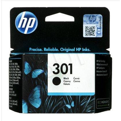HP Tusz Czarny HP301=CH561EE, 190 str., 3 ml