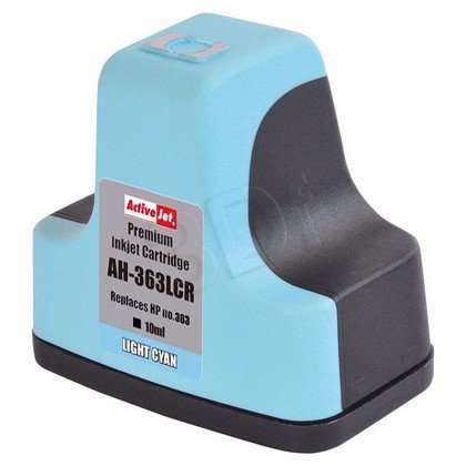 ActiveJet AH-363LCR (AH-774) tusz light cyan do drukarki HP (zamiennik HP 363 C8774EE)