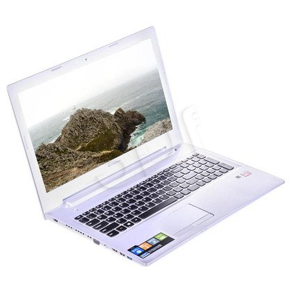"LENOVO Z50-75 A10-7300 6GB 15,6"" FHD 500+8GB R6 M255DX Win10 Biały 80EC00J6PB 1Y"