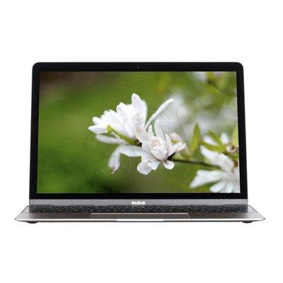 """Apple MacBook 12 5Y71 8GB 12"""" WQHD 512GB HD5300 OS X Yosemite Szary"""