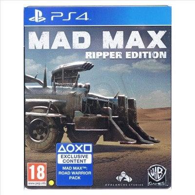 Gra PS4 ESP MAD MAX RIPPER EDITION (STEELBOOK)