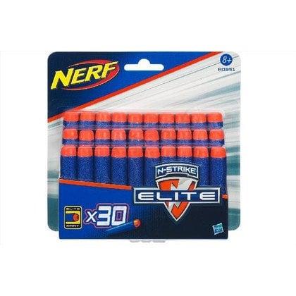 NERF ELITE 30 STRZAŁEK HASBRO A0351