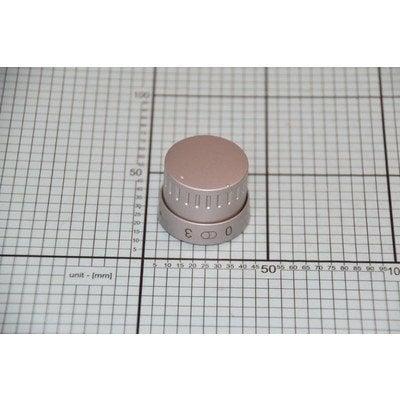 Pokrętło pola poszerzonego scandium A 2109 inox ze sprężyną (9064052)
