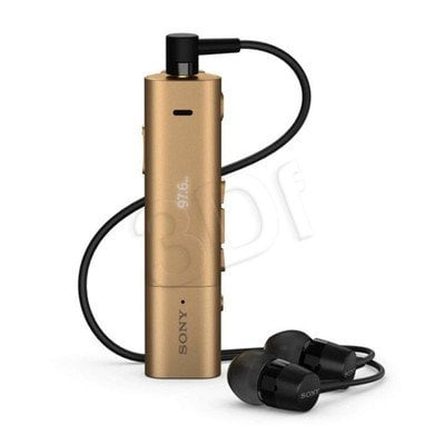 SONY STEREO BLUETOOTH SBH54 GOLD