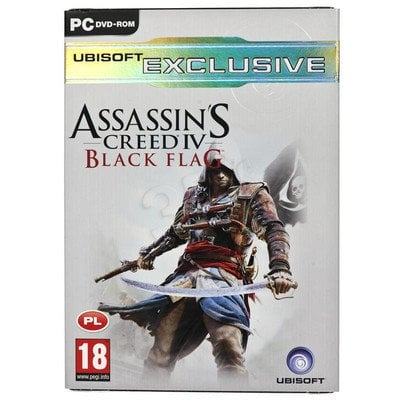 "Gra PC EXCLU Assassin""s Black Flag"