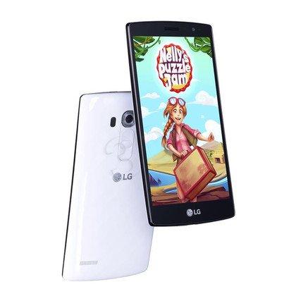 "Smartphone LG G4s Dual (H736) 5,2"" biały LTE"