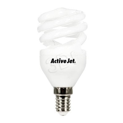 ActiveJet Świetlówka AJE-SF8SE14P E14/8W - 10000h