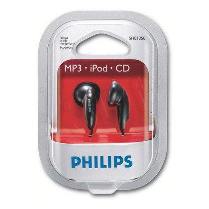 Słuchawki douszne Philips SHE1350/00 (Czarny)
