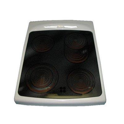 Płyta ceramiczna C50*2,13 soft W czerw. (9001366)