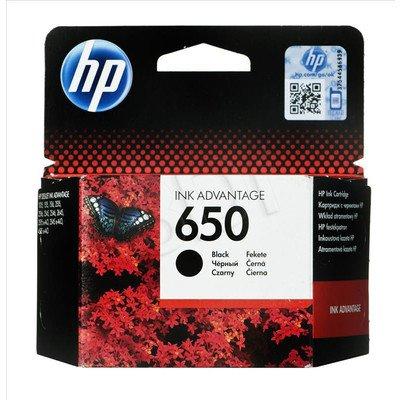 HP Tusz Czarny HP650=CZ101AE, 360 str., 6, 5 ml