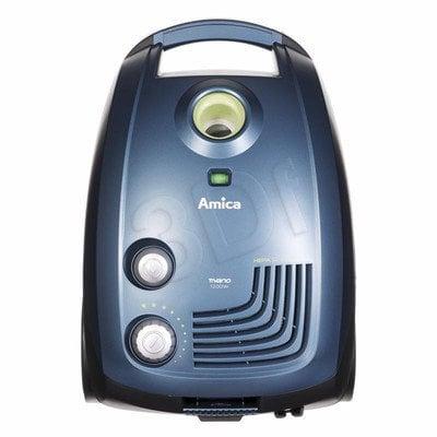 Odkurzacz Amica Tivano VL4011 (z workiem 1200W niebiesko-czarny)