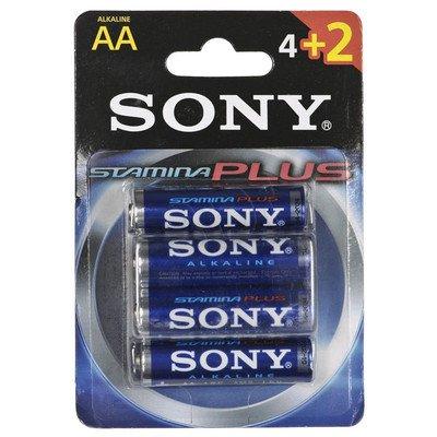 Sony Bateria alkaiczna LR6 blister 6szt.