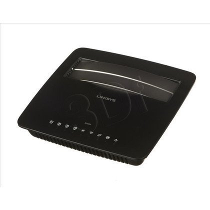 Linksys router X3500-EW (ADSL2+ WiFi 2,4/5GHz)