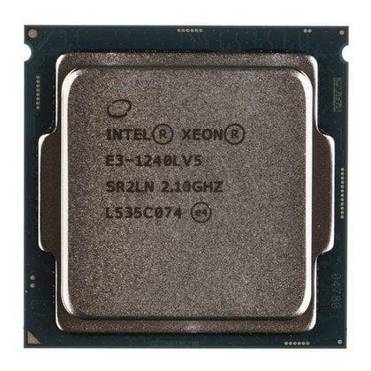Procesor Intel Xeon E3-1240LV5 2100MHz 1151 Oem
