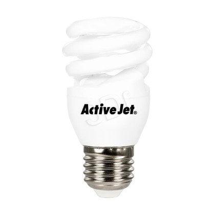 ActiveJet Świetlówka AJE-SF8P E27/8W - 10000h