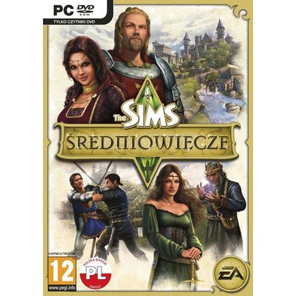 Gra PC The Sims: Średniowiecze