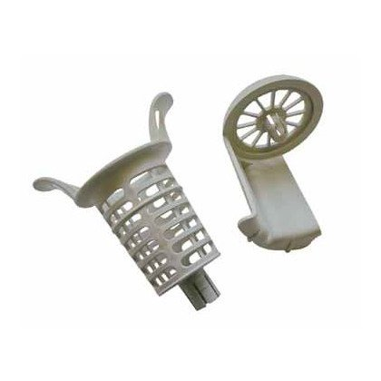 Filtr (sitko) cylindryczny zmywarki Whirlpool (481231018382)
