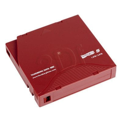 Tandberg Data Cartridge LTO-5 with case 1,5/3.0 TB