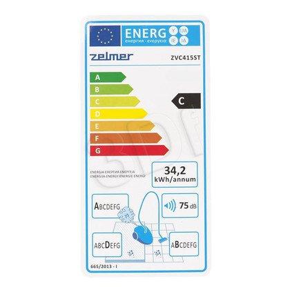 Odkurzacz Zelmer ZVC415ST (z workiem 1000W kremowy)