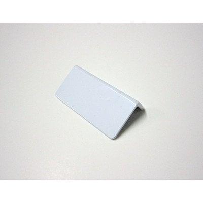 Uchwyt drzwiczek zamrażalnika biały (C00047794)