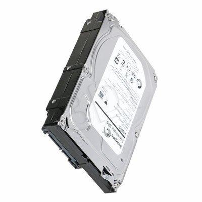 """HDD Seagate Surveillance 4TB 3,5"""" ST4000VX000 64MB 5900rpm SATA [max 16 dysków na 1 system + RV sensor]"""