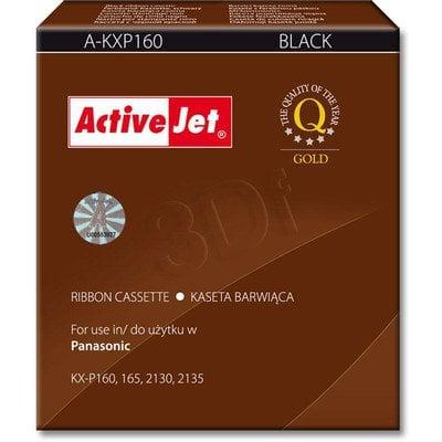 ActiveJet A-KXP160 kaseta barwiąca kolor czarny do drukarki igłowej Panasonic (zamiennik KXP160)