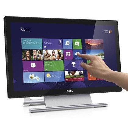 MONITOR DELL LED S2240T 21.5'' MultiTouch 16::9 Full HD 3Y NBD