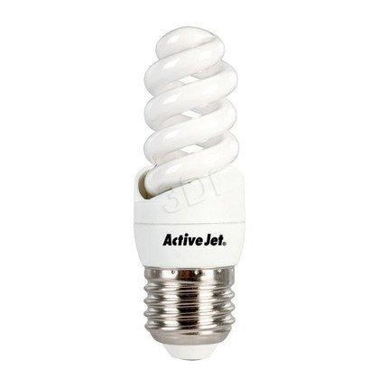 ActiveJet Świetlówka AJE-S9SP E27/9W -->40W - 10000h