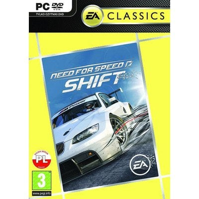 Gra PC Need For Speed Shift Classic