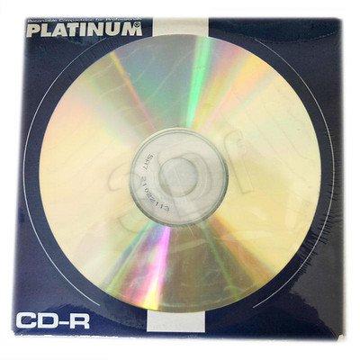 CD-R PLATINUM 700MB/80MIN 52x OEM (Koperta 10szt)