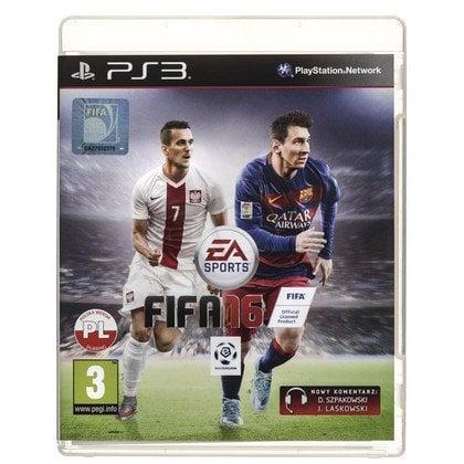 Gra PS3 FIFA 16