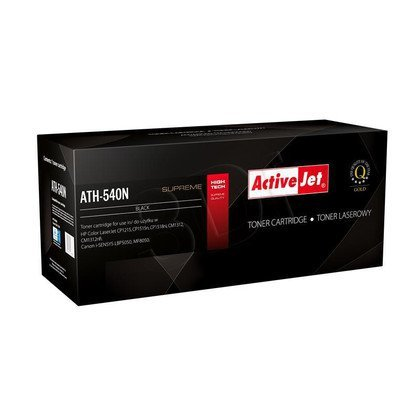 ActiveJet ATH-540N [AT-540N] toner laserowy do drukarki HP (zamiennik CB540A)