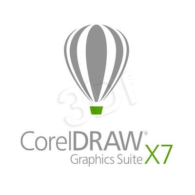 CorelDRAW GS X7 Education License(1-60)