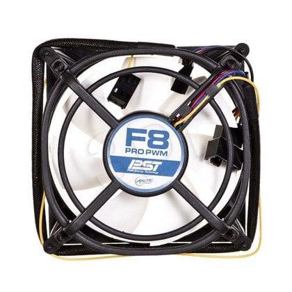 WENTYLATOR ARCTIC F8 PRO PWM PST 80x80x25mm