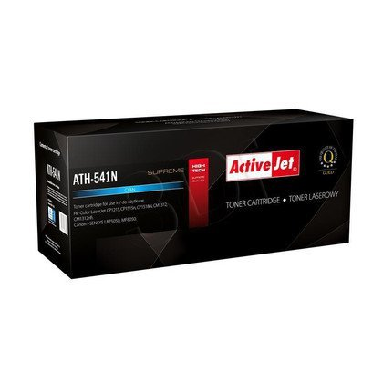 ActiveJet ATH-541N [AT-541N] toner laserowy do drukarki HP (zamiennik CB541A)